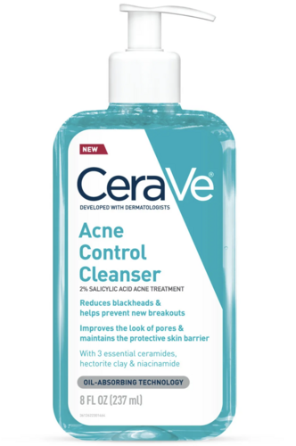 CeraVe Acne Control Cleanser