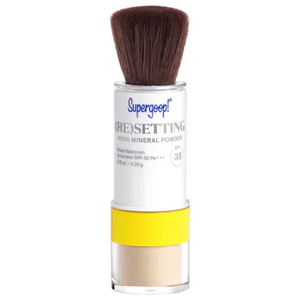 Supergoop! (Re)setting Mineral Powder Sunscreen SPF 35 PA+++