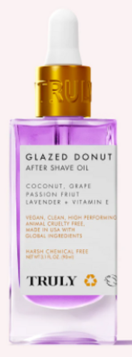 Truly Glazed Donut Shave Oil