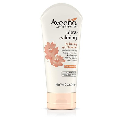 Aveeno Ultra-Calming®Hydrating Gel Cleanser For Face