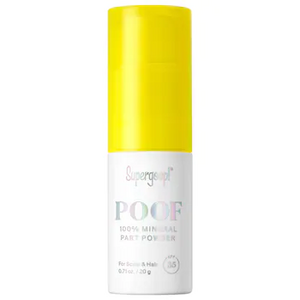 Supergoop! Poof 100% Mineral Part Powder SPF 35 PA+++
