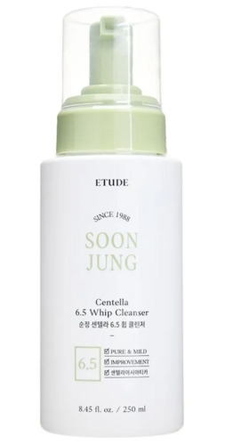 Etude House Soon Jung Centella 6.5 Whip Cleanser