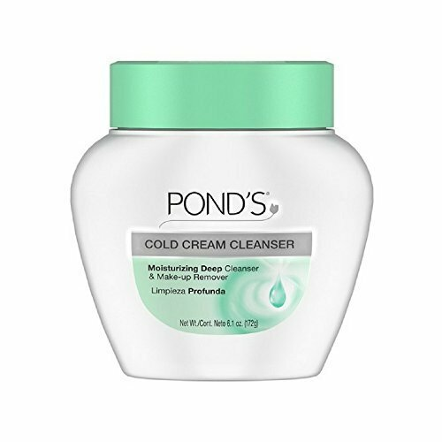 Pond's Cold Cream Make-up Remover Deep Cleanser