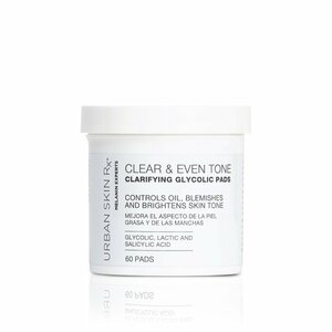 Urban Skin Clear & Even Tone Clarifying Glycolic Pads
