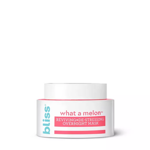 Bliss What a Melon De-Stressing Overnight Face Mask