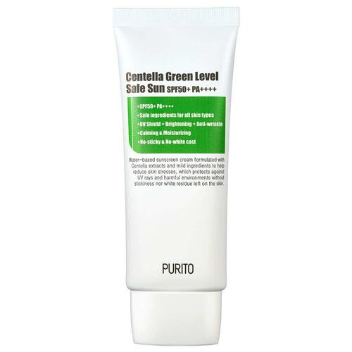 PURITO  Centella Green Level Safe Sun SPF50+ PA++++