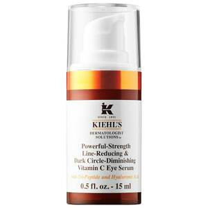 Kiehl's Powerful-Strength Dark Circle Reducing Vitamin C Eye Serum