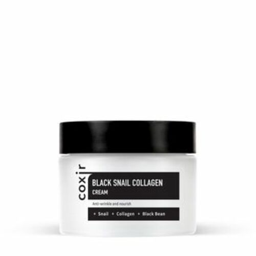 Coxir Black Snail Collagen Cream