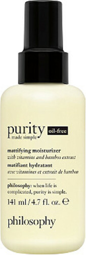Philosophy Purity Made Simple Oil Free Mattifying Moisturizer