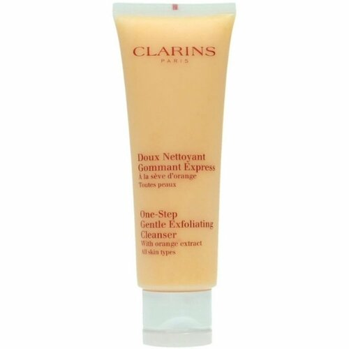 Clarins One-Step Gentle Exfoliating Cleanser with Orange Extract
