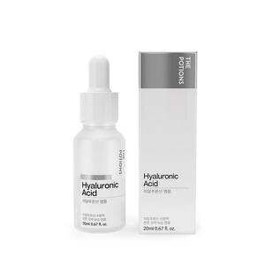 The Potions Hyaluronic Acid Ampoule