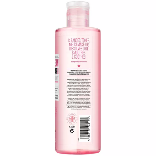 Soap & Glory Glamour Clean 5-in-1 Magnetizing Micellar Make Up Remover