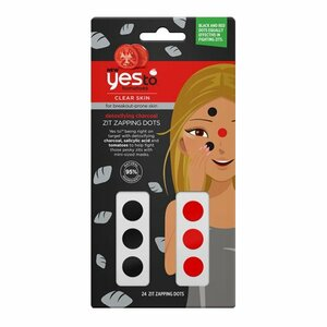 Yes To Tomatoes Detoxifying Charcoal Zit Zapping Dots