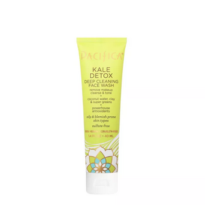 Pacifica Kale Detox Deep Cleaning Face Wash