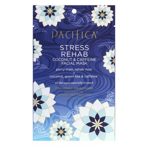 Pacifica Stress Rehab Coconut and Caffeine Face Mask