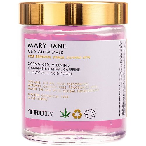 Truly Mary Jane CBD Glow Mask