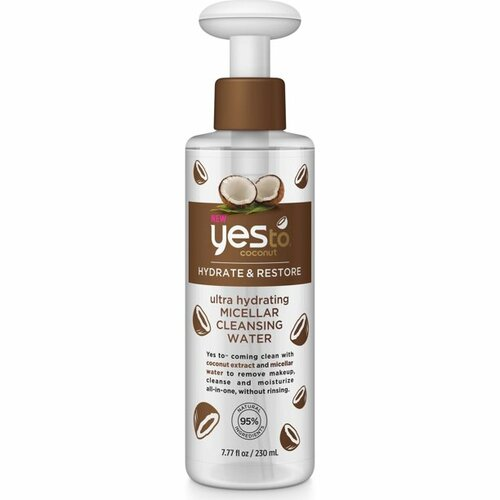 Yes To Coconut Micellar Water