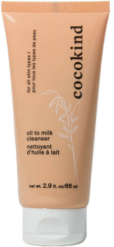 Cocokind Oil to Milk Cleanser