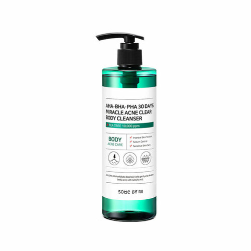Some By Mi AHA BHA PHA 30 Days Miracle Acne Body Cleanser