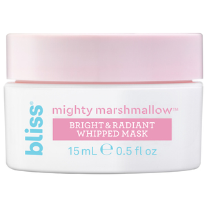 Bliss Mighty Marshmallow Brightening Face Mask