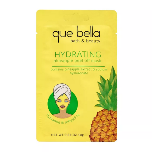 Que Bella Hydrating Pineapple Peel Off Face Mask