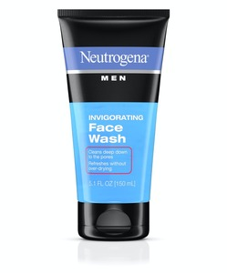 Neutrogena Invigorating Face Wash For Men