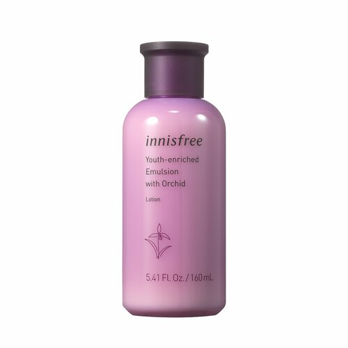 innisfree Youth-Enriched Emulsion with Orchid