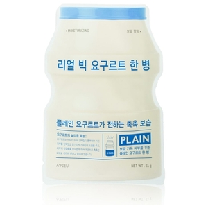 A'Pieu Real Big Yogurt One Bottle (Plain)