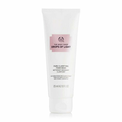 The Body Shop Drops of Light Brightening Cleansing Foam