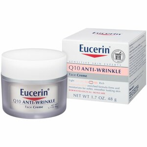 Eucerin Q10 Anti-Wrinkle Face Lotion with SPF 15