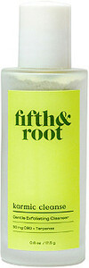 Fifth & Root  Karmic Cleanse Gentle Exfoliating Cleanser