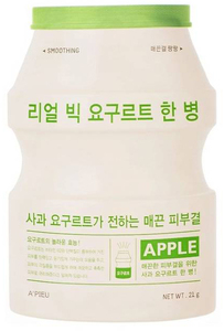 A'Pieu Real Big Yogurt One Bottle (Apple)