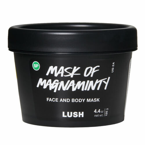 LUSH Mask of Magnaminty - Self-preserving