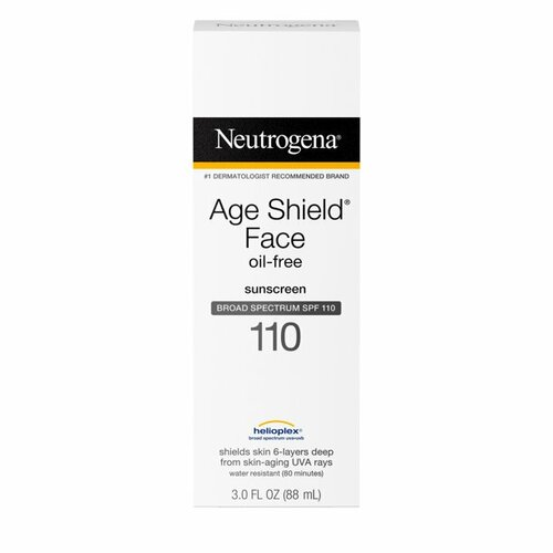 Neutrogena Age Shield Face Sunscreen - SPF 110