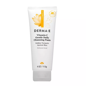 Derma E Vitamin C Gentle Daily Cleansing Paste