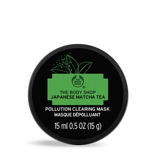 The Body Shop The Body Shop's Japanese Matcha Tea Pollution Clearing Mask