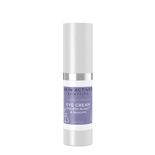 Skin Actives Scientific Eye Cream with ROS BioNet and Apocynin