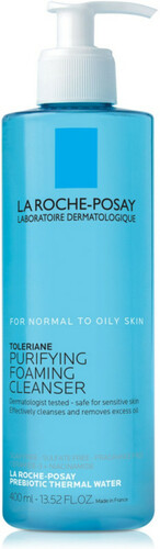 La Roche-Posay Toleriane Purifying Foaming Face Cleanser