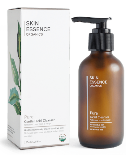 Skin Essence Pure Gentle Facial Cleanser For Dry & Sensitive Skin