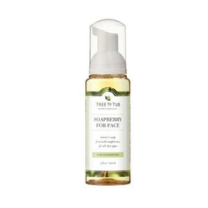 Tree to Tub Ultra Gentle Face Wash for Very Sensitive Skin - Unscented