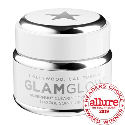 GLAMGLOW SUPERMUD® Charcoal Instant Treatment Mask