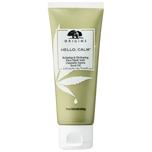 Origins Hello Calm™ Relaxing & Hydrating Face Mask with Hemp Seed Oil