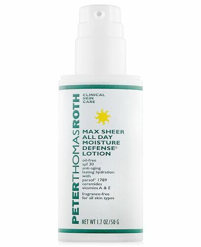 Peter Thomas Roth Max Sheer All Day Moisture Defense® Lotion SPF 30 Sunscreen Lotion