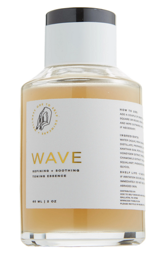 Ode to Self Skincare Wave Refining + Soothing Toning Essence