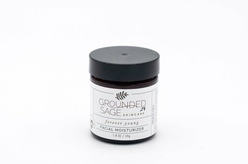 Grounded Sage Forever Young Facial Moisturizer