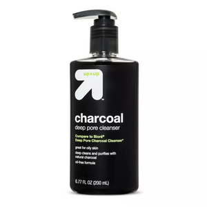 up&up Charcoal Deep Pore Cleanser