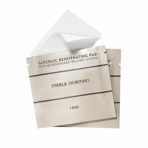Merle Norman Glycolic Rejuvenating Pads