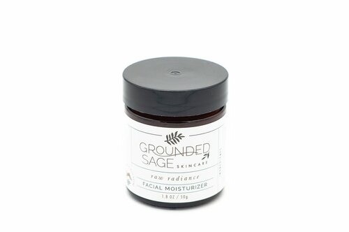 Grounded Sage Raw Radiance Facial Moisturizers