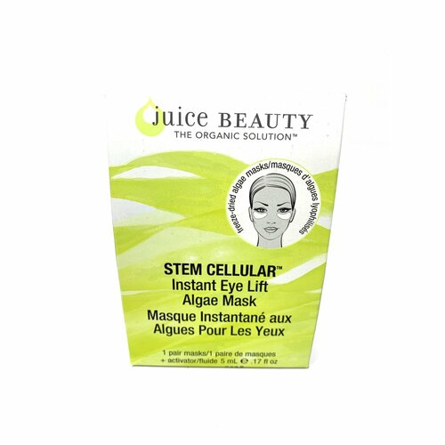 Juice Beauty Stem Cellular Instant Eye Lift Algae Mask - Single