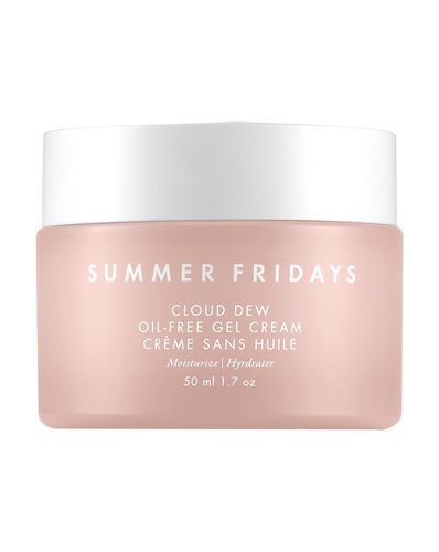 Summer Fridays Cloud Dew Oil-Free Gel Cream Moisturizer